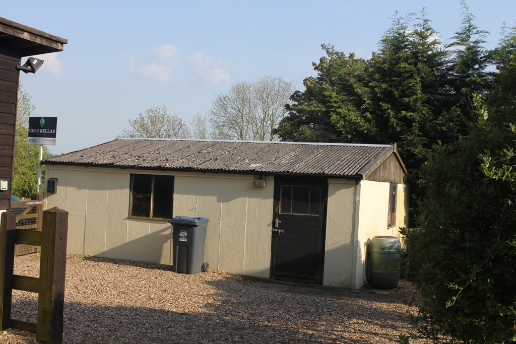 Original Garage in North Herts
